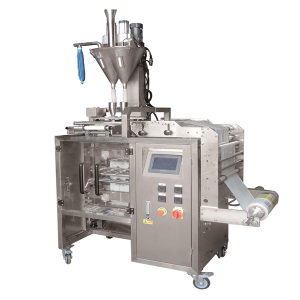 Leading Manufacturer for Small Milk/coffee/rice Powder Sachet Pouch Automatic Vertical Bag Packing Machine