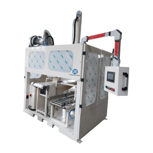 Automatic Robotic Pick Up and Place Case Packer