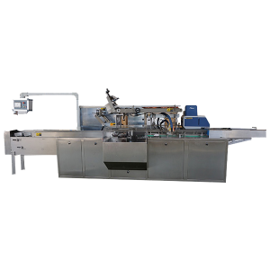 Coffee Powder Cartoning Machine-Malaysia Small Sachets Pack into Carton Packing Machine