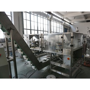Fittings Vertical Sachet Packing Machine -Vibration Disk Vertical Packing Machine
