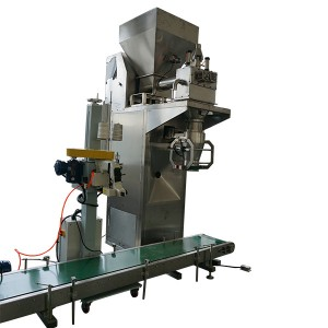 Chemical Powder Semi-Auto Bagging Machine-25kg Horizontal Auger Packing Machine