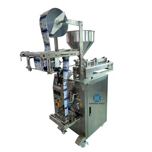 4side sealing small sachet stick packing machine