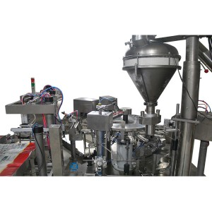Rotary Chilli Powder Premade Pouch Packing Machine CX9-300