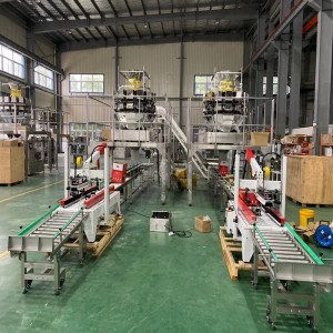 SAFETY KNOWLEDGES OF AUTOMATIC PACKING LINE