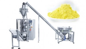 How to deal with powder entrapment in vertical VFFS Moringa powder packaging machine