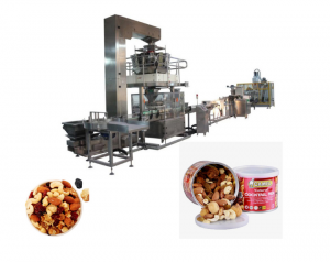 You may need to get some shallow brief of automatic mixed canned nuts packaging machine