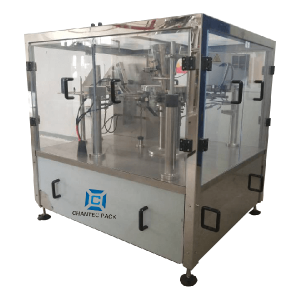 Rotary Premade Stand Up Pouch Filling Sealing Packing Machine CX8-200