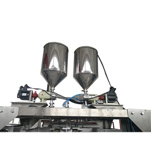 Hardener,Resin,Expory,Putty-Singapore Vertical 4 Side Sealing Bag Packing Machine