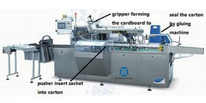 What is the development status of automatic cartoning machine