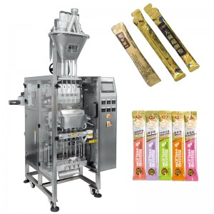 The New Trending on Multi-lane Powder Packing Machine