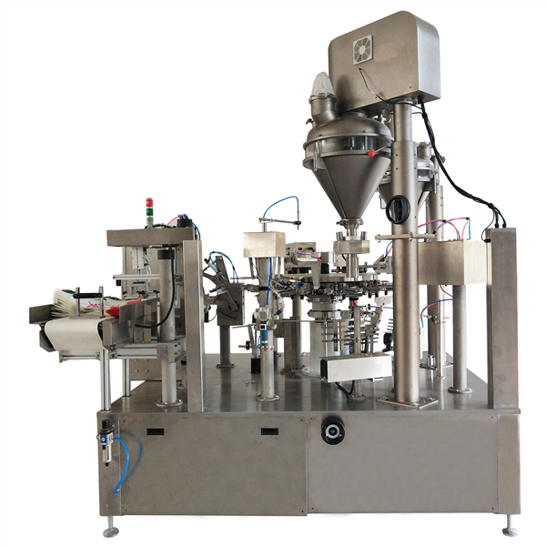 Rotary Chilli Powder Premade Pouch Packing Machine CX9-300 Featured Image