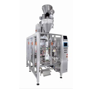 Vertical Coffee,Milk,Spice Powder Stand up Quad Bag Packing Machine CX-H540