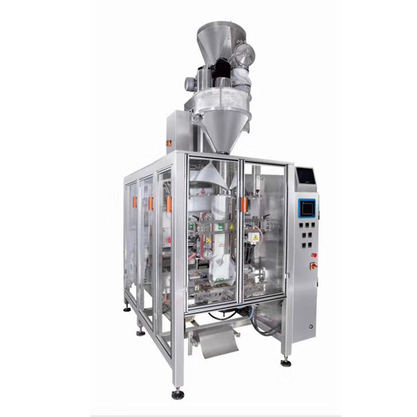 Vertical Coffee /Milk /Spice Powder Stand up Quad Bag Packing Machine CX-H540 Featured Image