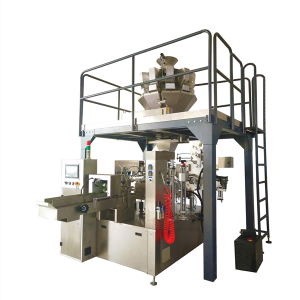 2019 China New Design Packing Machine For Plastic Bags Weight Packaging Machine