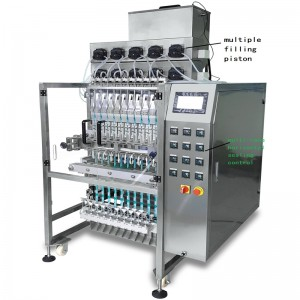 "Automatic multi lane popsicle/ice lolly packaging machine, wake up your summer ""passion"""