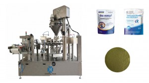 Wanna get to know more about automatic GMP veterinary, drug medicine powder packaging machine?