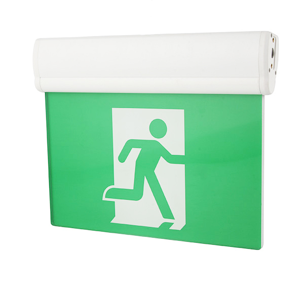 Running Man Exit Sign JELRM Featured Image