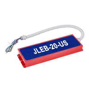 Neyðarnúmer LED Driver (Battery Pack): JLEB-20-US