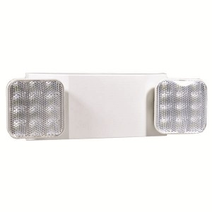 Dobbelt hoved Emergency Light JLEU9