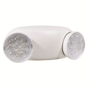 Dobbelt hoved Emergency Light JLEU5
