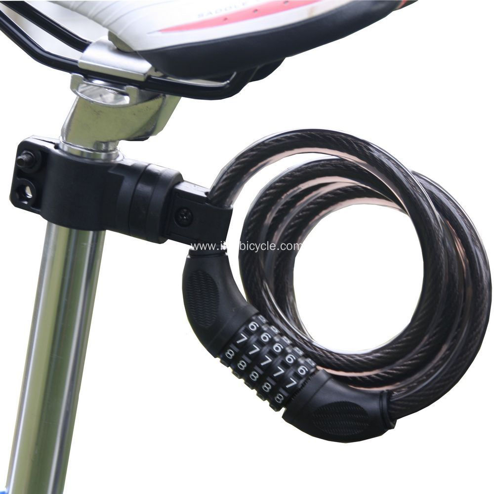 Adjustable Steel Bicycle Locks