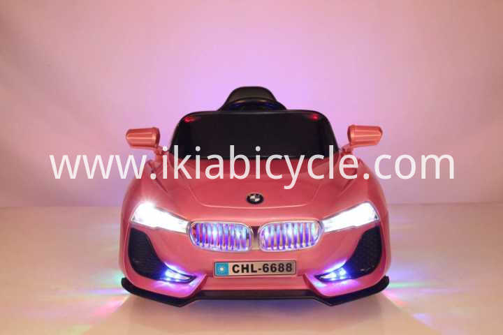 Electric Amusement Ride Bumper