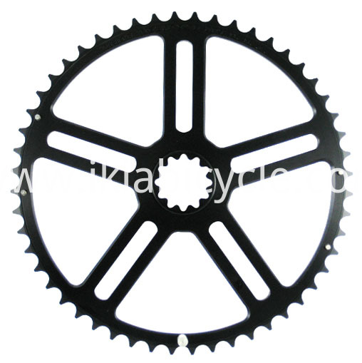 Track Bicycle Crankset Alloy Bike Chainwheel