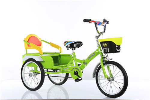 Three Wheels Children Tricycle Featured Image