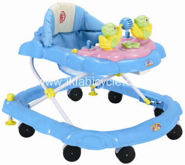 Rotating Baby Walker with Record
