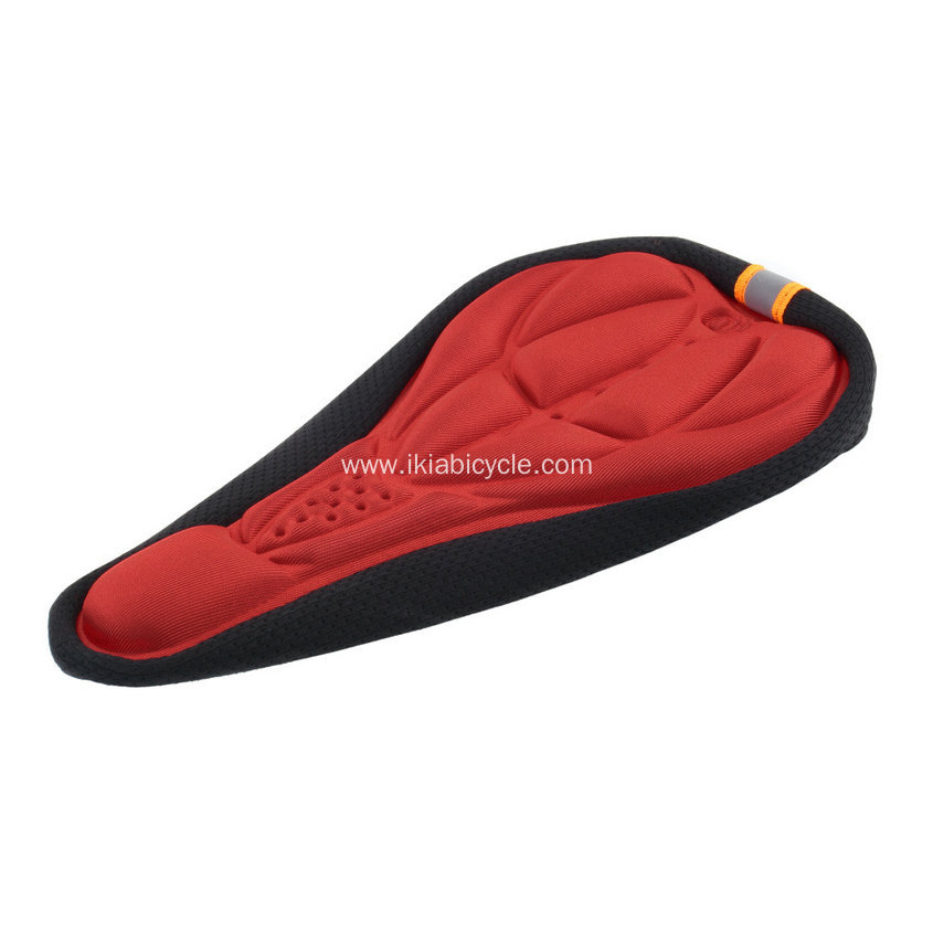 Colorful Thick Silicone Bike Saddle Cover