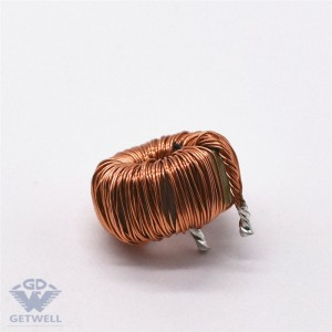 Cheapest Price Low Current Axial Rf Inductor Choke 10uh - inductor toroidal-10TCA8052R-200M | GETWELL – Getwell