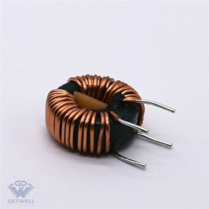 Fast delivery Electrical Testing Transformer - toroidal inductor winding–2TMCR221408FDJ-2.1MH | GETWELL – Getwell