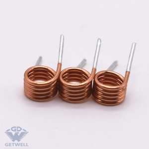 Factory For Shielded Chip Inductor - Factory Selling Competitive Advantage Air Coil 50hz 30mh Filter Inductor – Getwell