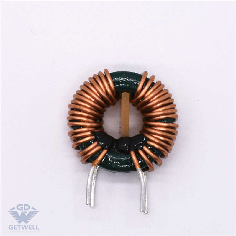 What is a choke inductor?