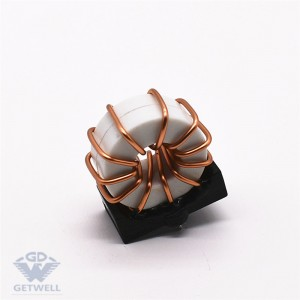 Discount Price Coil Toroid Inductor - toroidal core inductor-TCR200910JZ-1.0MH MIN – Getwell