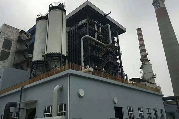 Taishan Group Successfully Signed First 440Ton Pulverized Coal Boiler