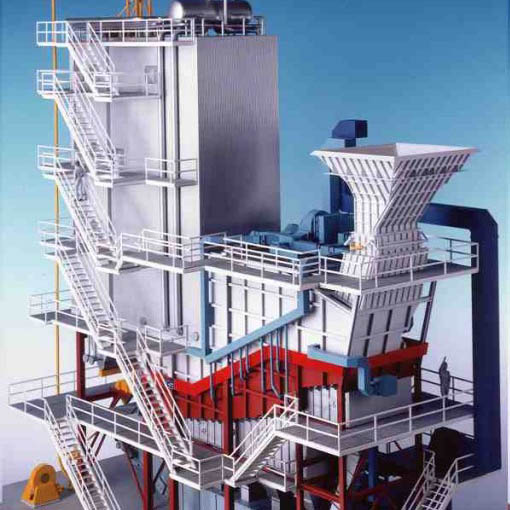 Chinese Professional Domestic Rubbish Incinerator -