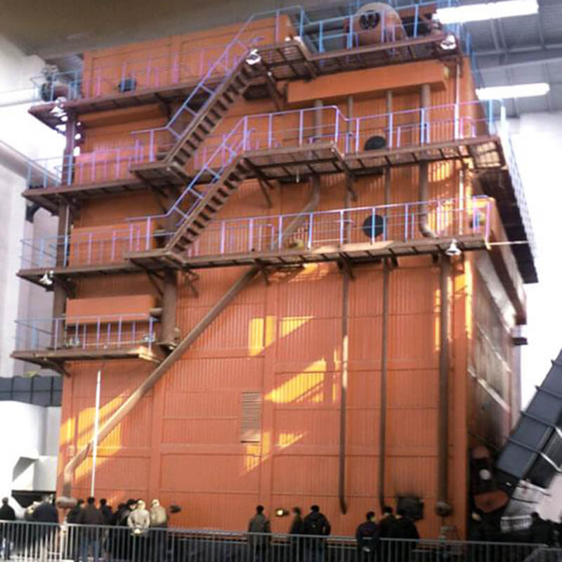 Renewable Design for Cfb Boiler For Power Plant -