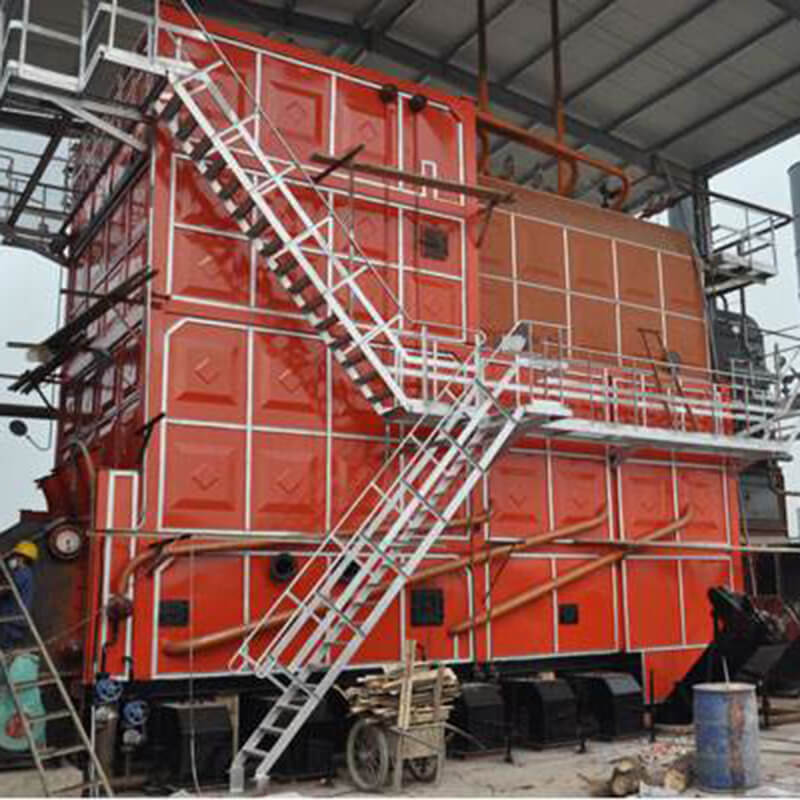 Short Lead Time for The Cost Of Biomass Cfb Boiler -