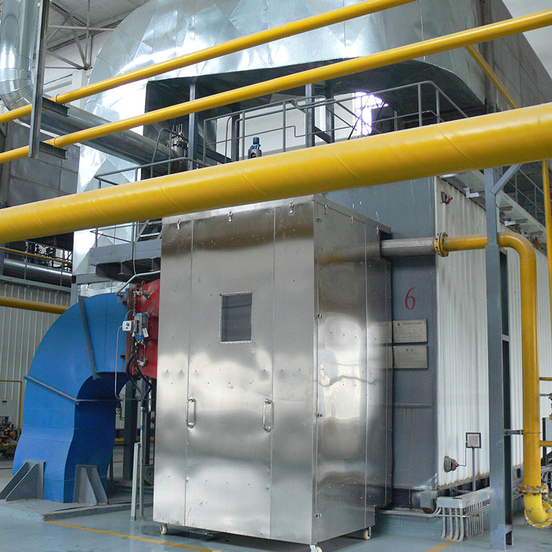 Professional China Vertical Oil Gas Fired Steam Boiler -