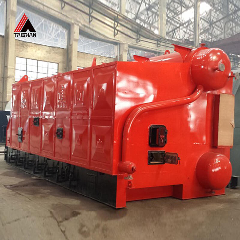 One of Hottest for Coal Burning Boiler -