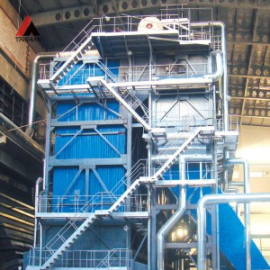 DHL Coal Fired Boiler