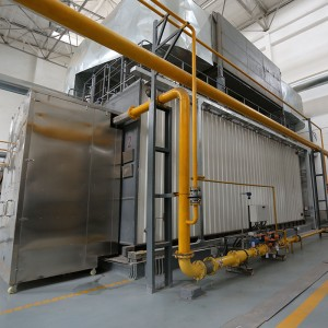 Rapid Delivery for Steam Output Boiler -