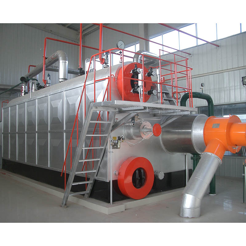 New Arrival China Palm Fiber Burning Boiler -