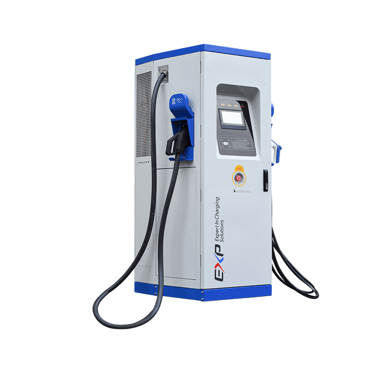 Super Purchasing for	Fast Charging Stations	-