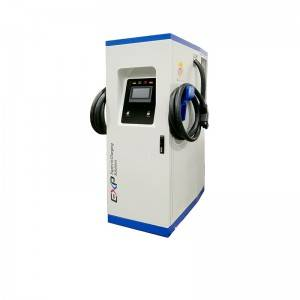 EXP160K1-HD Fast DC Charger  CCS + CHAdeMO/160kW