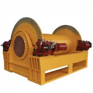 Electric Winch – 600KN