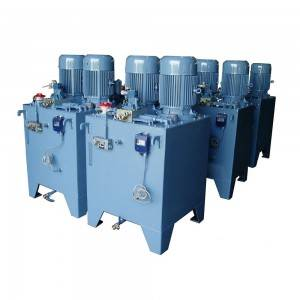 AC or DC Dump Truck Hydraulic Power Unit Pack