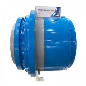 China New Product China Custom Speed High Torque Precision Planetary Gearbox Reducer