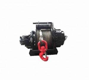 ISYJ Series small hydraulic winch 12000lbs